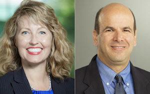 Drs. Catriona Jamieson and Dan Kaufman