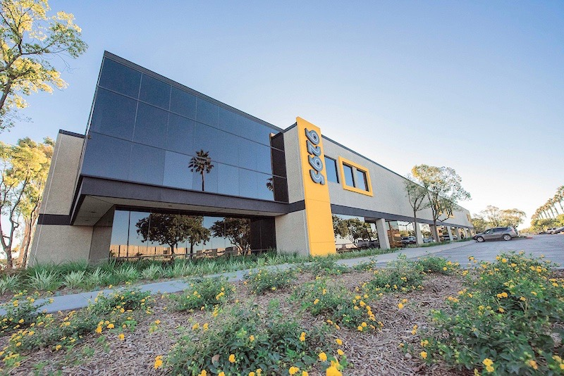 General contracting firm Pacific Building Group completed construction improvements including new walls, HVAC systems and more across seven buildings at the Frontera Business Park in Chula Vista.