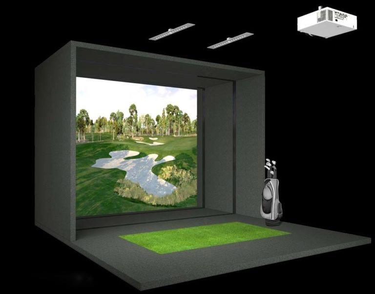 Full Swing Simulator