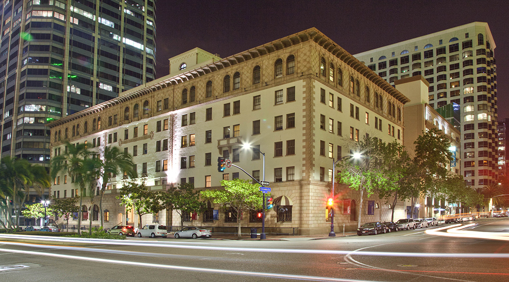 The Guild San Diego at 500 West Broadway